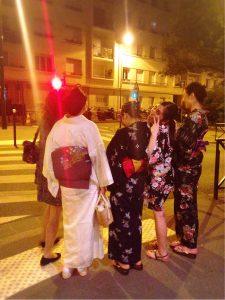 Photo kimono