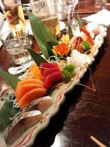 sashimi japanese
